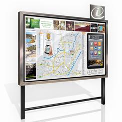Relais d'information service interactif